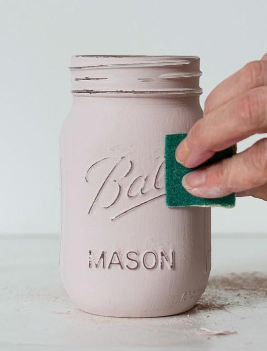 ball mason einmachgläser deko