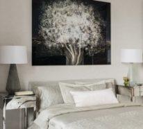 Schlafzimmereinrichtung in Trendfarbe Grau – 30 tolle Ideen