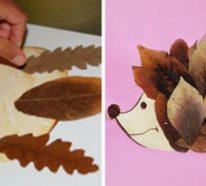 Igel basteln – 35 einfache DIY-Ideen mit niedlichen Fratzen