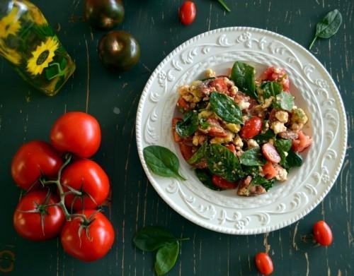 folsäure tomaten salat