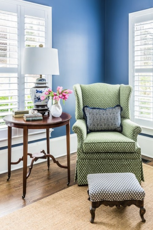 Living ideas with cozy sitting areas for more comfort at home