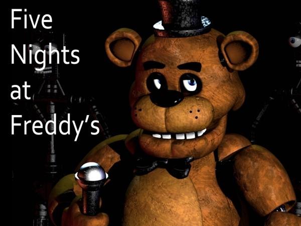 gruselige Spiele 5 nights