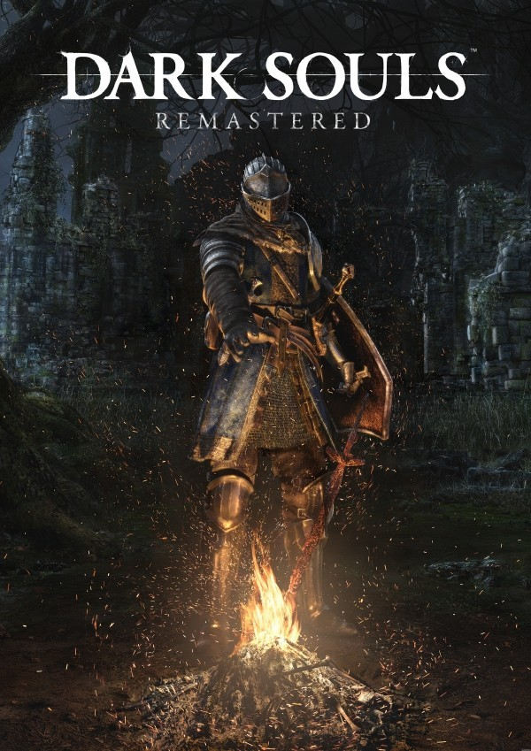 gruselige Spiele Dark souls