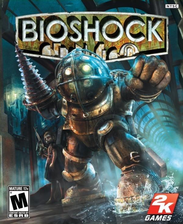 gruselige Spiele bioshock