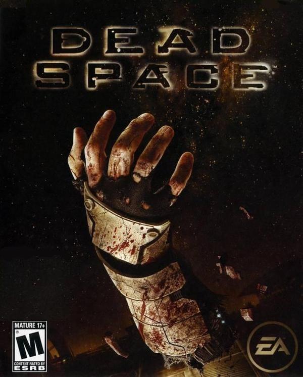 gruselige Spiele dead space