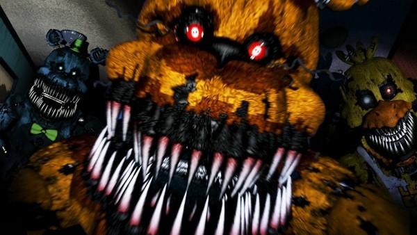 gruselige Spiele five nights