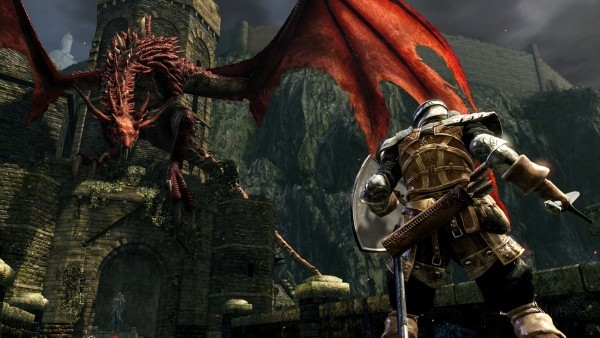 gruselige spiele dark souls gameplay