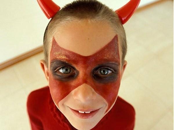 Halloween Gesichter Schminken 30 Einfache Beispiele Mit