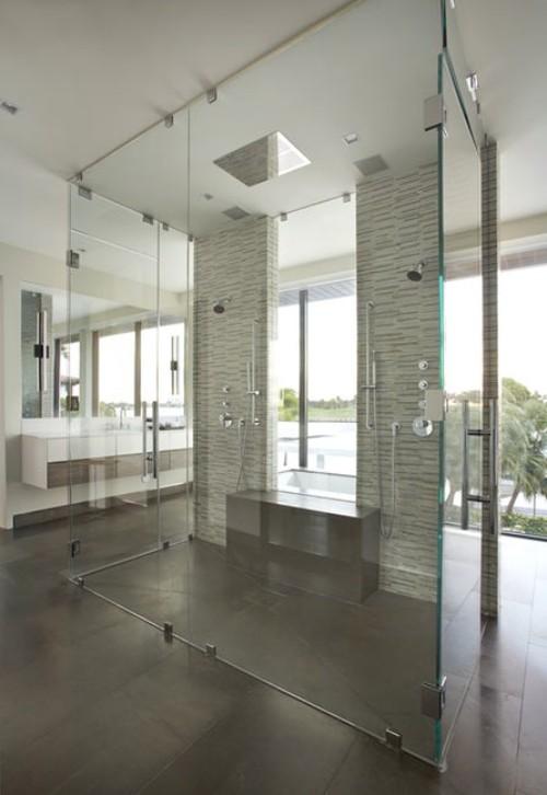 hohe räumlichkeiten badezimmergstaltung