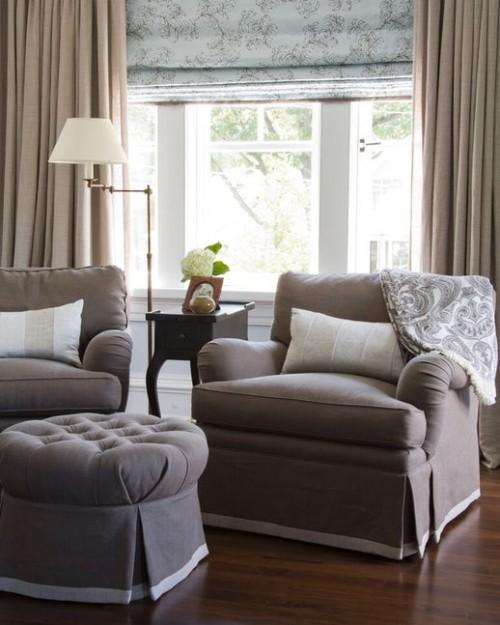 kuschelige möbel - tolle wohnideen