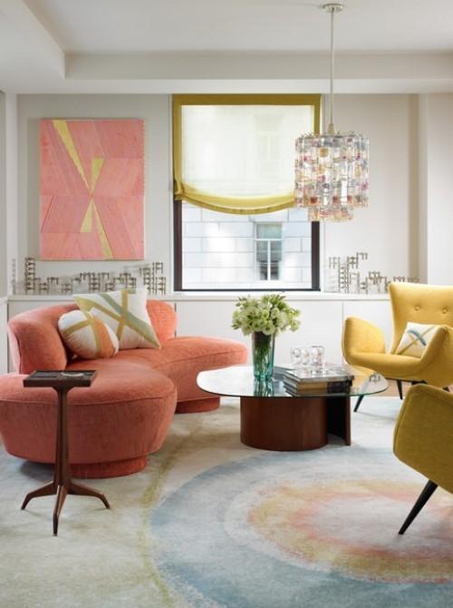 moderne grelle ideen sofa design