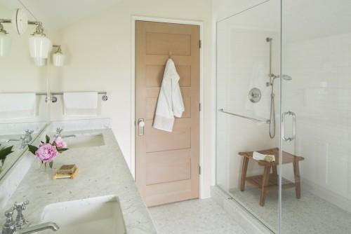 neutrale ausstrahlung badezimmergstaltung