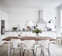 Scandi Style Küche einrichten – 7 Wohntipps mit garantiertem Lagom-Feeling