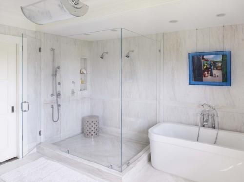 transparenter look badezimmergstaltung