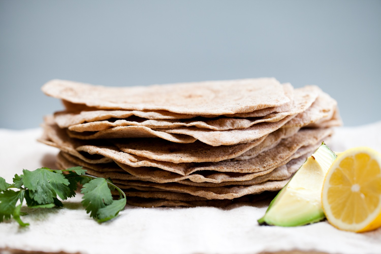 Dinkel - Idee für Tortilla - serh lecker