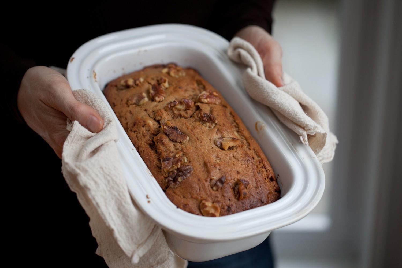 Dinkelbrot leckerer süßer Kuchen