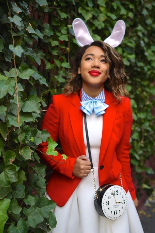 Halloween Kostüme für Frauen Alice im Wunderland
