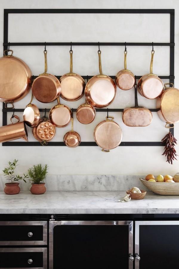 Küchendesign Ideen moderne Küche Marmor