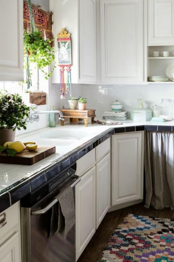 Küchendesign Ideen renovierte Küche