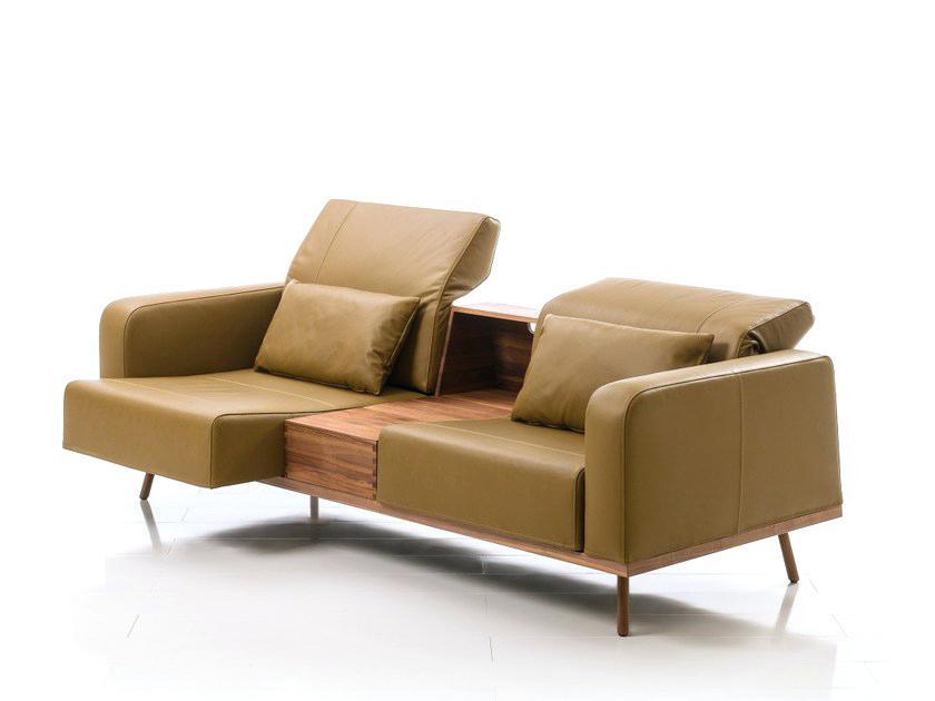 Sofa mit integriertem Tisch –innovatives Design und praktischer Einsatz in einem Fresh Ideen