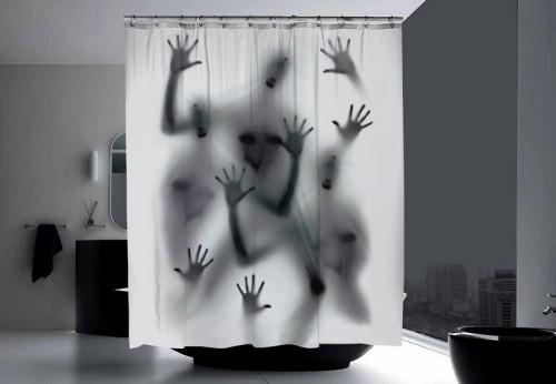 Spukhafte Fensterbilder Halloween Fensterdeko