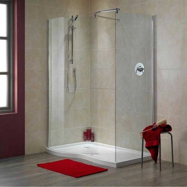 accessoires in rot badezimmer gestaltungsideen