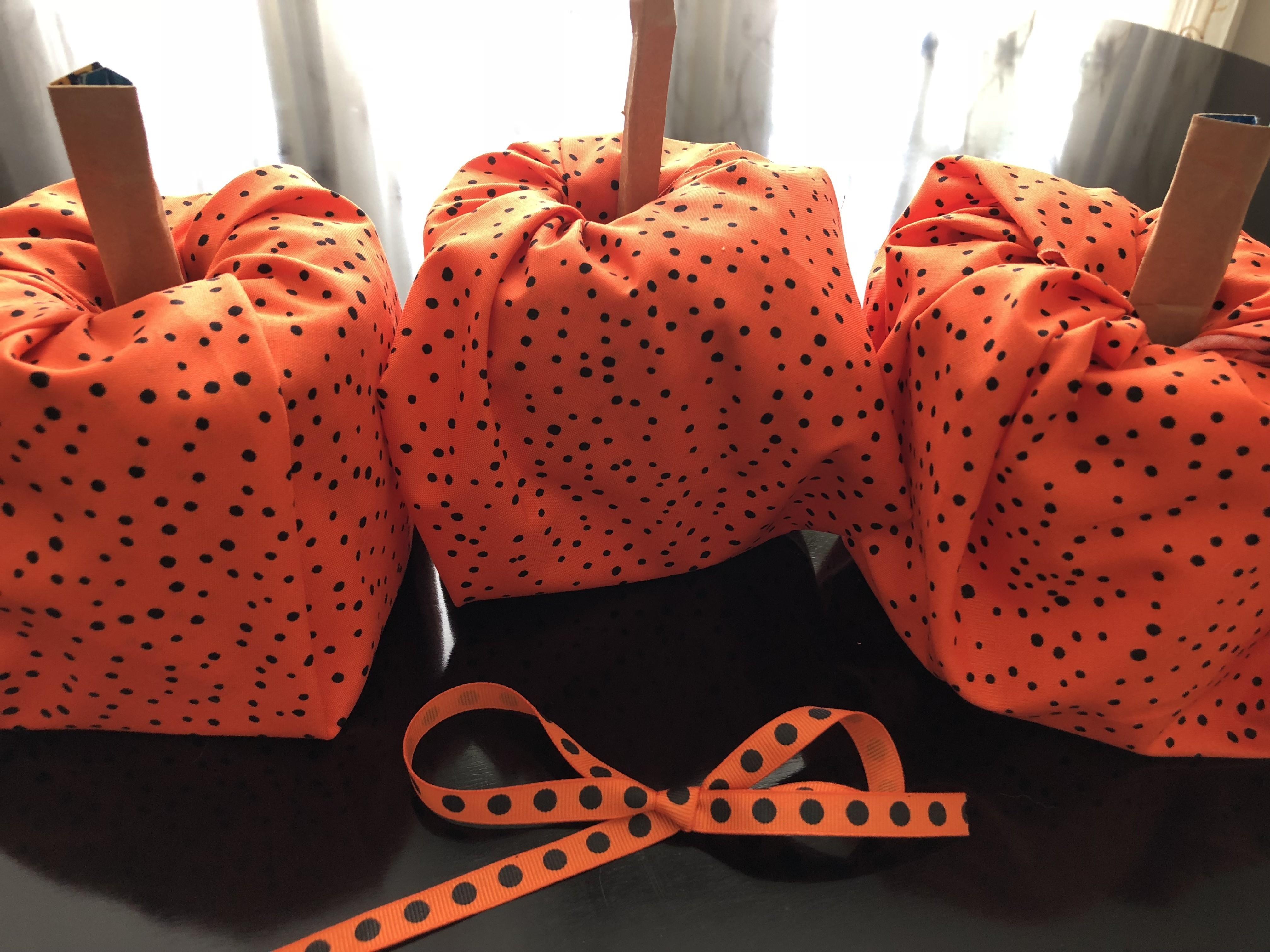 alles in Orange basteln mit klopappierrollen