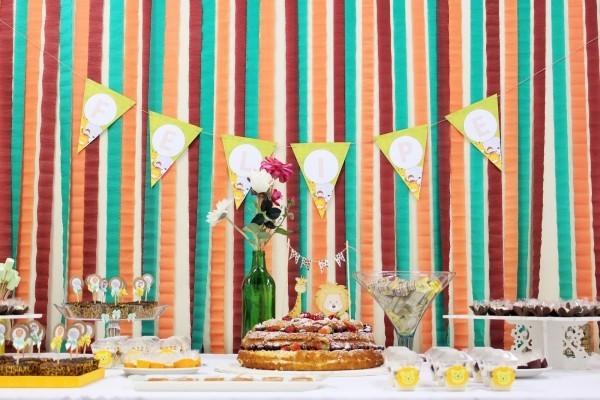basteln mit krepppepapier wunderbare party gestaltung