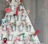 Ausgefallene Adventskalender selber basteln – 70 stimmungsvolle Beispiele zum Nachmachen