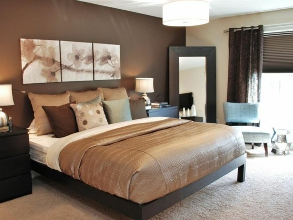 braunt ne gekonnt inszenieren einrichtungstipps f r ein modernes zuhause. Black Bedroom Furniture Sets. Home Design Ideas