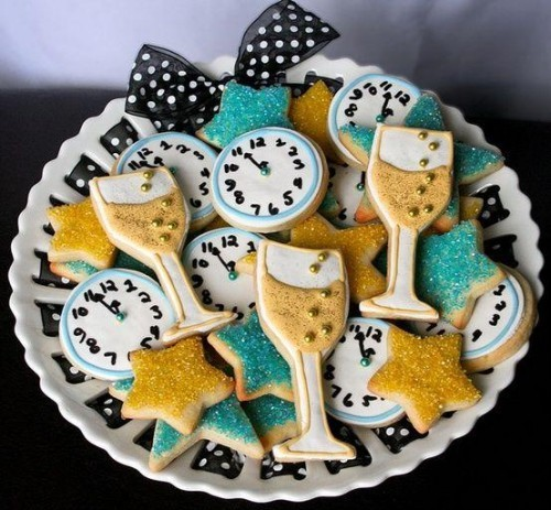 deko ideen kekse accessoires