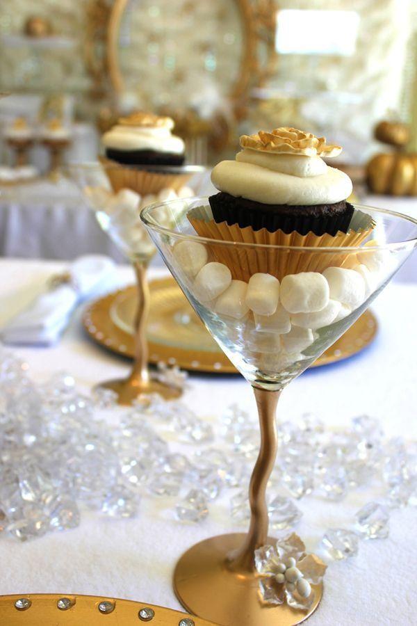 deko ideen passendes dessert