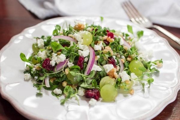 einkorn salat idee