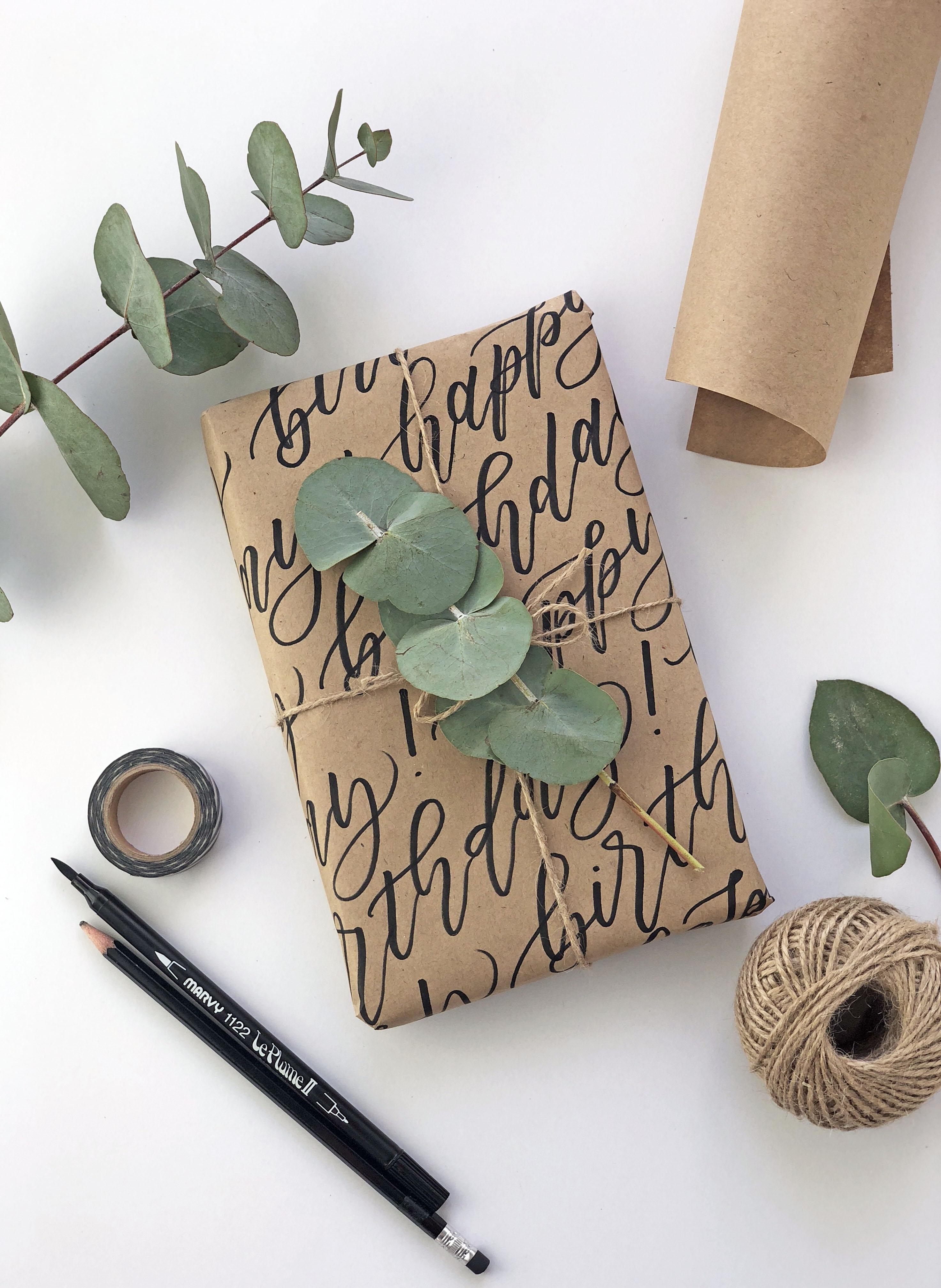 geschenkpapier endergebnis idee