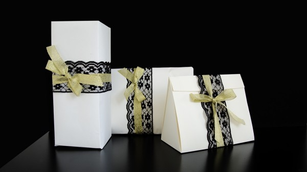 geschenkpapier originelle dekorationen