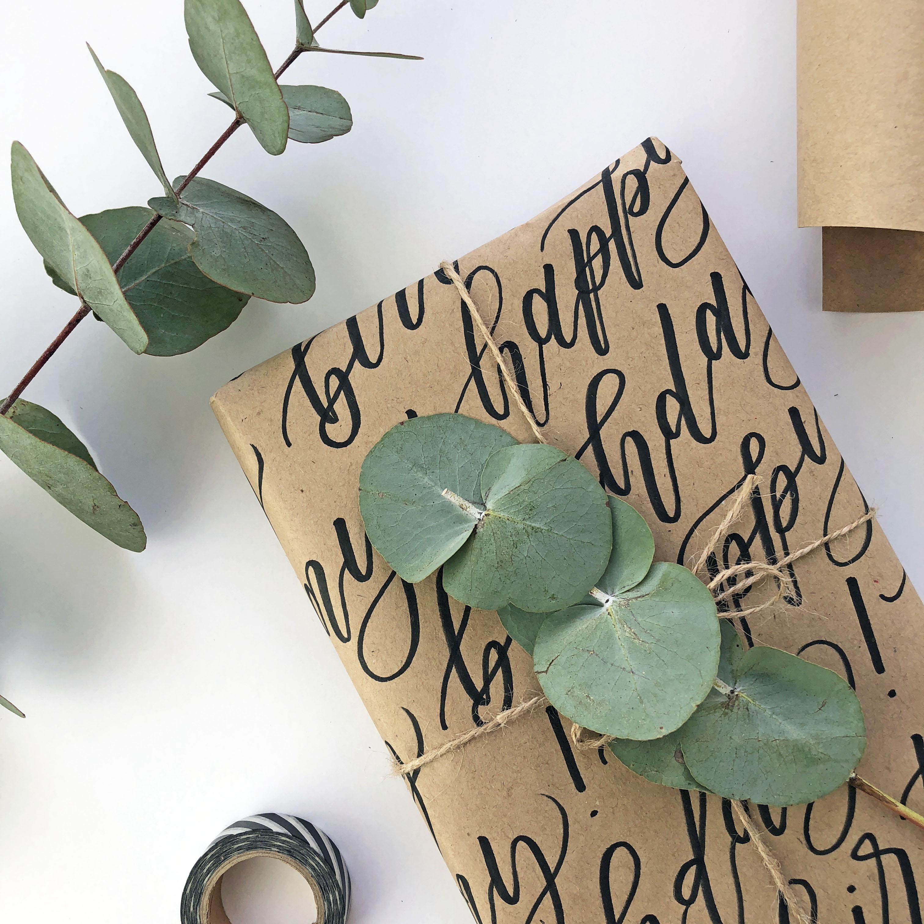 geschenkpapier wunderbares ergebnis
