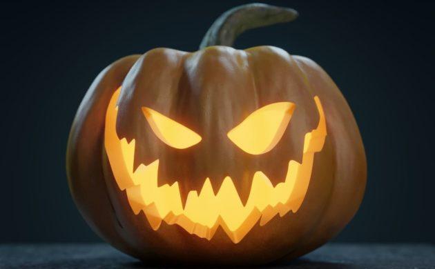 Kürbis Schnitzen Ideen.Halloween Kürbis Schnitzen Einen Gruseligen Halloween Kürbis