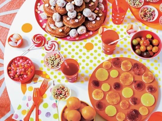 kindergeburtstagsparty feiern rezeptideen kindergeburtstag