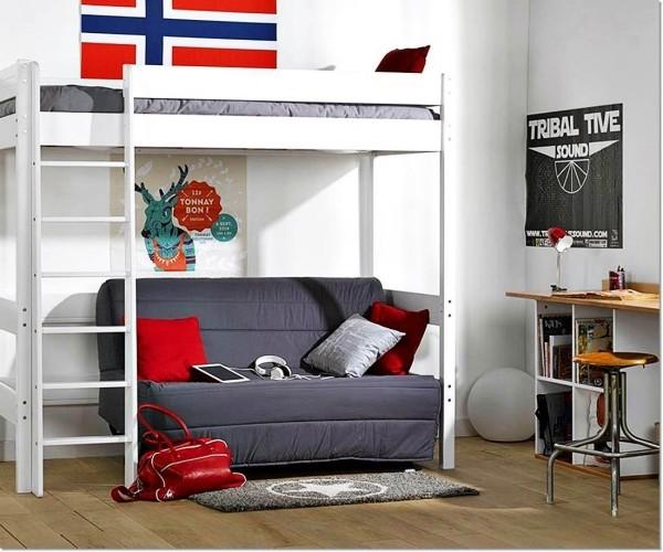 kinderhochbetten norwegen idee