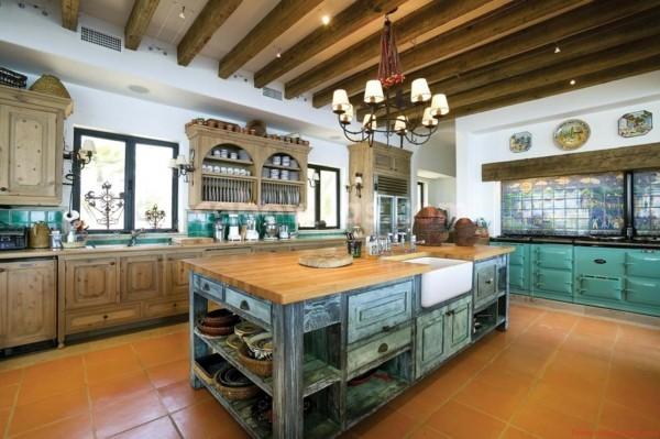 moderne küche mexico möbel