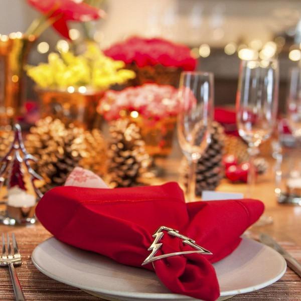 naturmaterialien und glanz tolle weihnachtenbastelideen