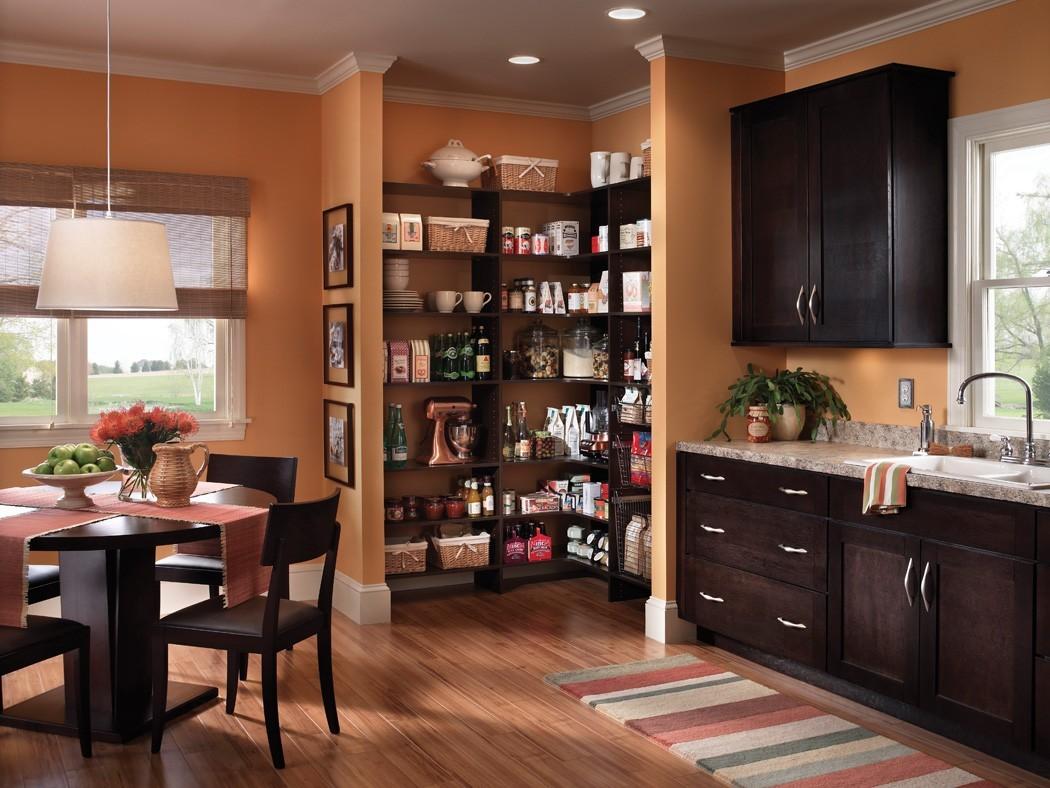 pantry küche ecke in der küche
