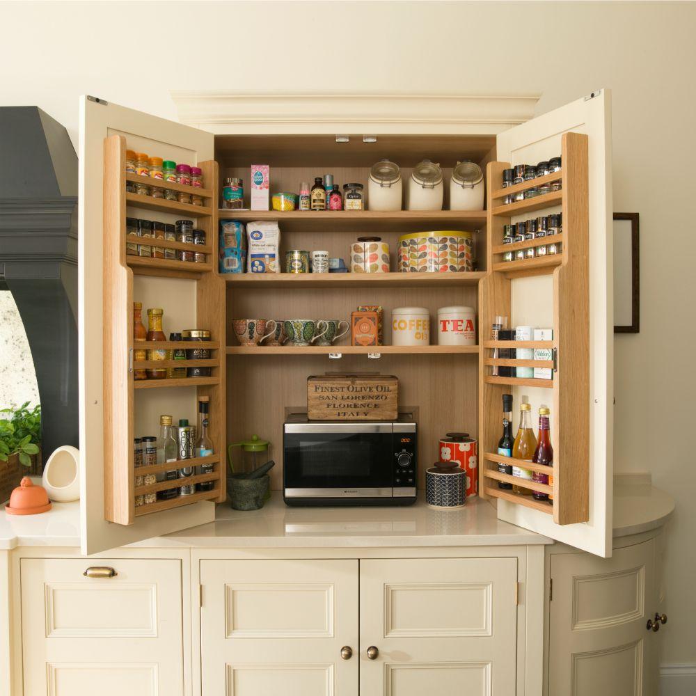 10 Inspiring Pantry Designs: Ideen Für Die Perfekte Ordnung Für Pantryküche In Jedem Stil