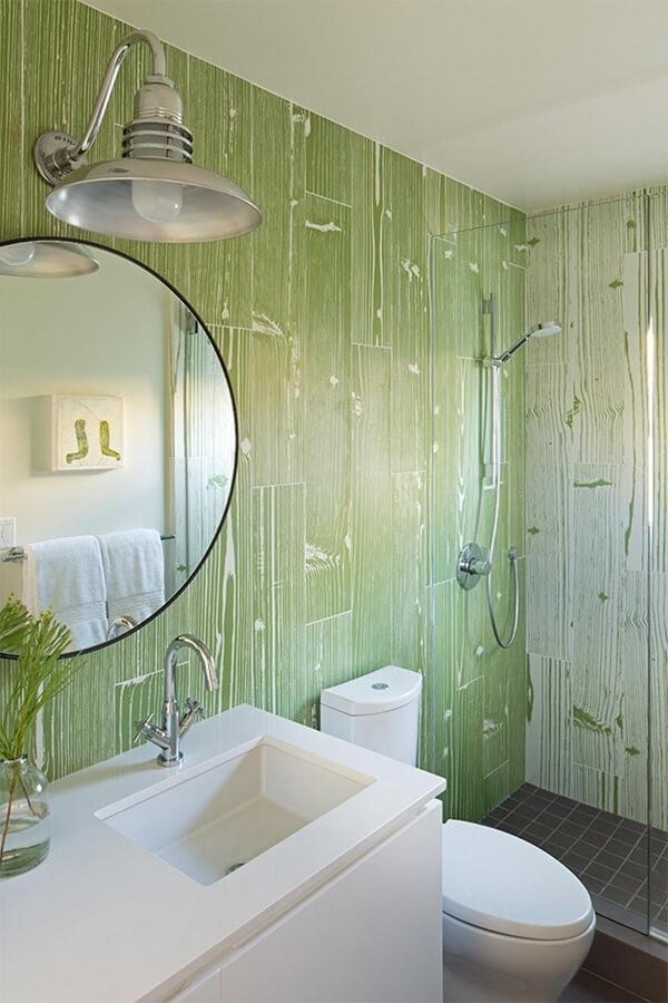 tolle wandgestaltung badezimmergestaltung
