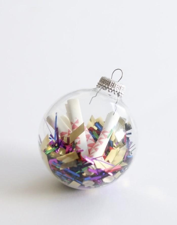 tolle weihnachtskugeln deko ideen