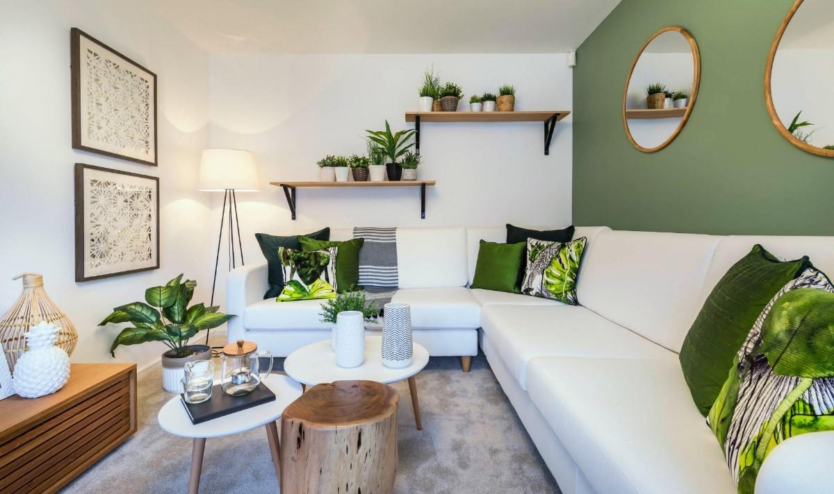 tropische farben wohnzimmer farben