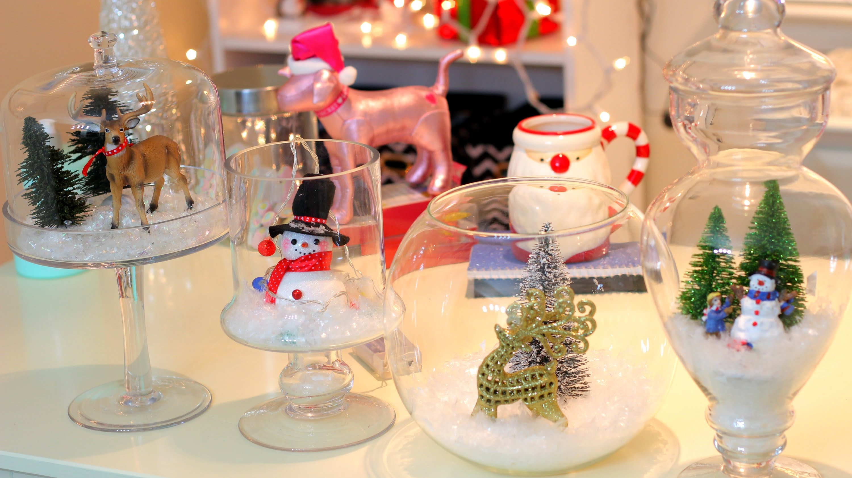 weihnachtsbastelideen verschiedene figuren ideen