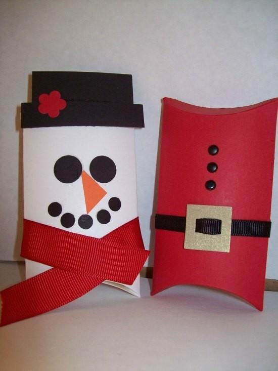 basteln mit klorollen zu weihnachten 60 einfache diy projekte zum nachmachen. Black Bedroom Furniture Sets. Home Design Ideas