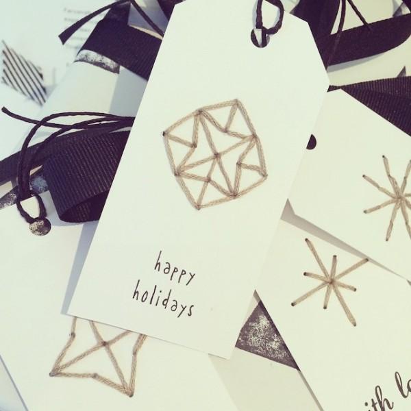 wunderbare muster geschenkpapier