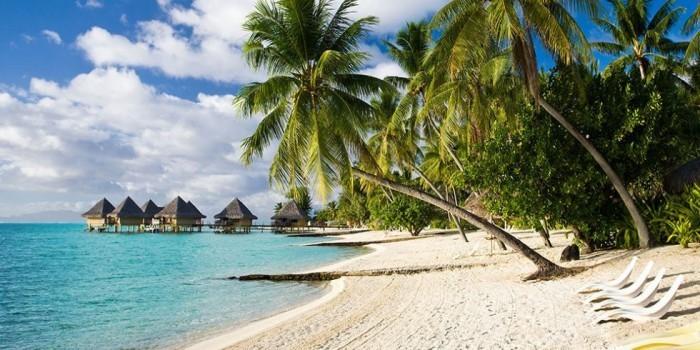 Schönste Strände der Welt Bora Bora Französisch-Polynesien